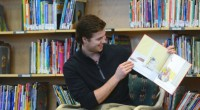 On Monday, Vancouver Canucks rookie Ben Hutton came to visit Edmonds Community School to help support literacy week. Check out the article and video in the links below. VancouverCanucks BenHuttonVisit